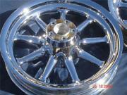 Harley Chrome Wheels