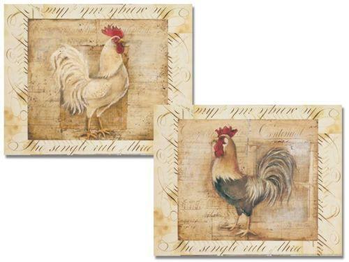 Rooster Kitchen Decor Ebay