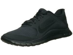 nike free run 5 all black