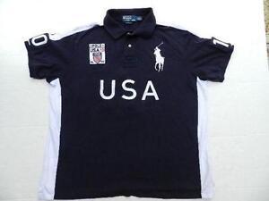 Mens Ralph Lauren Polo USA