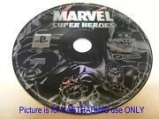 PS2 Super Hero Games