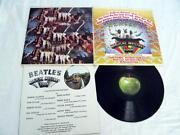 Beatles Magical Mystery Tour Vinyl