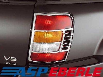 Rückleuchten Schutzgitter Schutz Chrom Jeep Grand Cherokee WJ 99-04