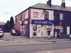 Retail Property (high street) Business Convenience Store + OFF Licence