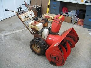 FREE PICKUP OF SNOWBLOWERS OR PARTS