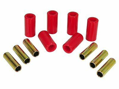 Prothane 1955 1975 Jeep Cj5   Cj6 Leaf Spring Eye Shackle Bushings Inserts Kit