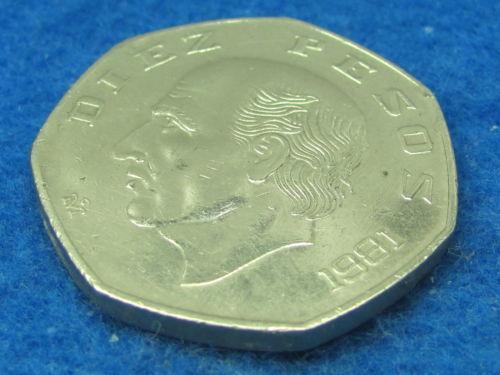 1981 Mexican Coin Ebay