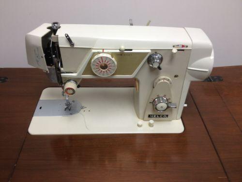 nelco sewing machine history