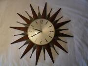 Vintage Kitchen Clock