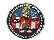 Marvin The Martian Patch