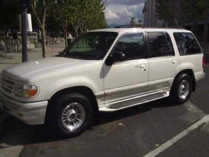 NEED GONE ASAP!! 1998 Ford Explorer Limited 4X4 4.0L $200