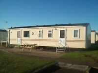 8 berth static caravan for sale
