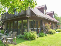 Beautiful 3+ Bedroom Log House with Investment Opportunities