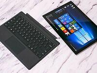 "Microsoft Surface Pro 4 12.3"" Core i5 6300U Win 10 Pro 4GB Ram 128GB SSD Tablet"