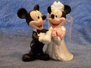 Mickey and Minnie Cake Topper