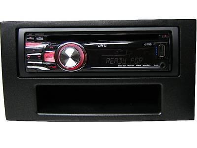 JVC CD MP3 USB Radio Ford Focus De Año 2005 Autorradio Abertura...