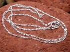 "Chain Sterling Silver 20 - 21.99"" Fine Necklaces & Pendants"