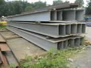 Used Steel Beams