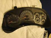 Trailblazer Speedometer