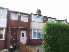 FURNISHED BEAUTIFUL FAMILY HOUSE IN BURLEY AREA, TWO BEDROOMS & 1 SMALL BOX ROOM, WITH NO ADMIN COST