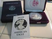 1986 Silver Eagle Proof