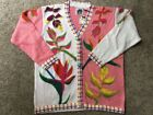 Pink Cardigan Floral Cardigans for Women
