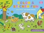 Color & Sticker Fun-Speelgoed