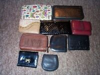 Ladies Purse Various Designs and Shapes