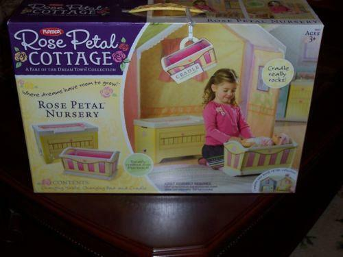 Rose Petal Cottage Playskool Ebay