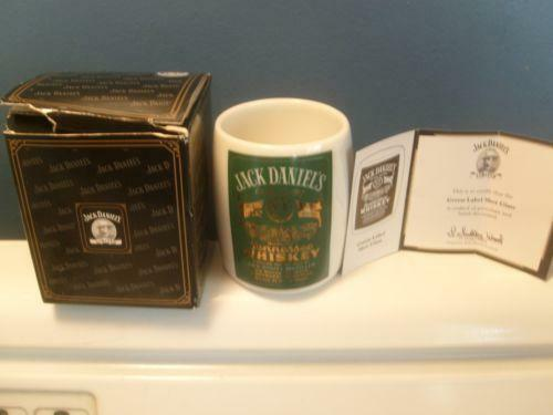 jack daniels green label ebay. Black Bedroom Furniture Sets. Home Design Ideas
