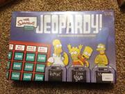 Simpsons Jeopardy