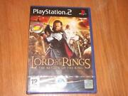 Lord of The Rings Return of The King PS2