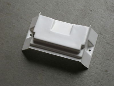 Fiberglass Battery Cover For Ih International 154 Cub Lo-boy 184 185