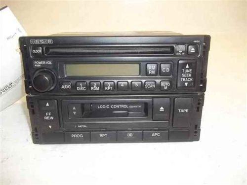 Mazda Radio Cassette Ebayrhebay: Mazda B2000 Factory Radio At Gmaili.net