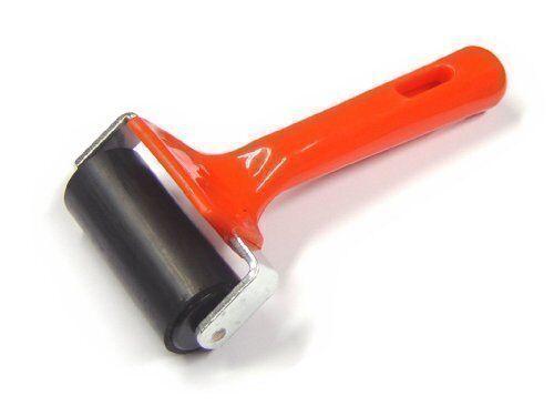 Major Brushes Red Handled Lino Brayer / Inking Roller 102mm (79300)