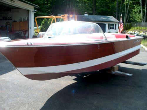 90 fiberglass runabout boat after fiberglass boat for Chris craft boat restoration