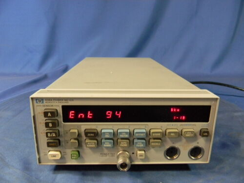 Agilent 438A Dual Channel RF Power Meter