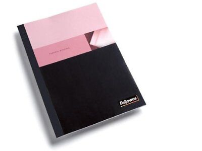 Fellowes Thermal Presentation Covers - 14 60 Sheets Black - 60 Sheet