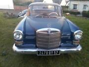 Mercedes Gasanlage