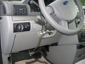BAND CONTROLS FOR A DISABLED DRIVER FOR VAN CAR PICKUP
