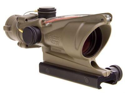 Trijicon ACOG 4x32 Red Crosshair FDE 100372