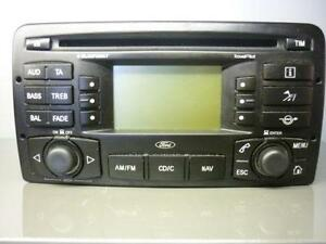 ford focus radio vehicle parts accessories ebay. Black Bedroom Furniture Sets. Home Design Ideas