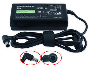 LAPTOP / NOTEBOOK POWER ADAPTERS