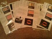 Mary Kay Color Cards