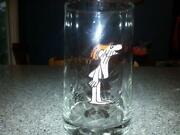 Arbys Collector Glass