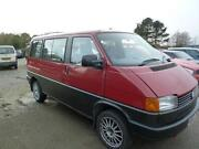 VW Transporter Caravelle
