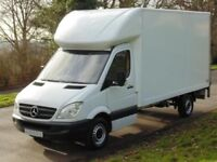 *On Demand* Man and Van Hire Service for House Moves, Single Items Pick up (Short Notice Welcome)