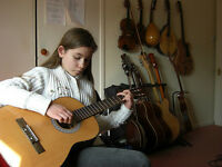 Professional Guitar lessons at affordable Prices