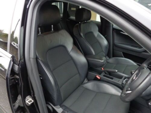 a3 leather seats for sale s3 a3 tdi audi black edition rs3 leather seat a3 a3 breaking in. Black Bedroom Furniture Sets. Home Design Ideas
