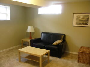 Basement suite in Allendale